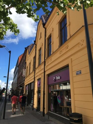Efter renovering - Brogatan