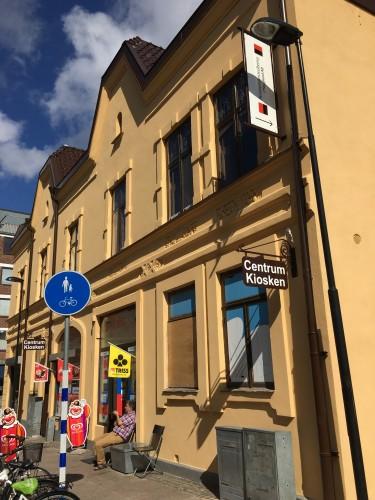 Efter renovering - Hantverksgatan