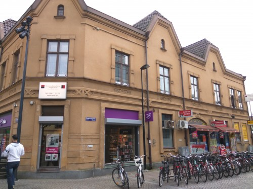 Före renovering - Hantverksgatan